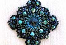 Bead Weaving - Beaded Beads / by hummingbird.pie