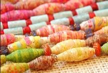 Paper Beads / by hummingbird.pie