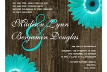 Country Style Wedding Invitations, Ideas, Inspirations / Country Style Wedding Invitations, Ideas, Inspirations for country wedding cakes, receptions, dresses, venues, and country wedding theme decor. / by OldCountryStore