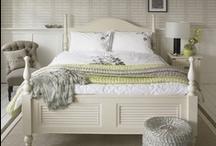 L'art de bien dormir/眠りの芸術 / Sleeping well in a beautifully designed room / by Milla