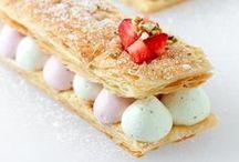 Sweet treats/お菓子 / by Milla