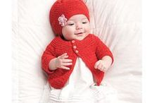 Crochet Baby Jacket & Cardigan Patterns / Keep Baby snuggly & warm with our cozy collection of crochet baby jacket patterns. / by Annie's Catalog