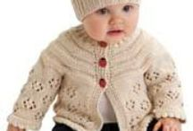Baby Jacket & Cardigan Knitting Patterns / Baby cardigan knitting patterns keep Baby warm & cozy all season long! / by Annie's Catalog