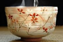 Japanese ceramics/陶磁器 / by Milla