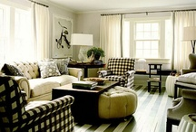 Living Rooms / by Dominique DeLaney   Comfy Cozy Couture