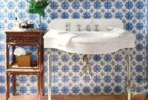 Bathrooms / by Dominique DeLaney   Comfy Cozy Couture
