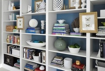 Books + Bookshelves / by Dominique DeLaney   Comfy Cozy Couture