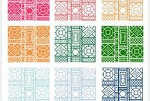 Fabrics and Textiles / Fabrics   Fabric Sources   Textiles   Trim / by Dominique DeLaney   Comfy Cozy Couture
