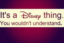 Anything/Everything Disney / by Marsha East