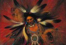 Native America / by Bonnie Caldwell