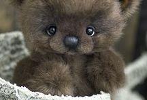 Teddy Bears / by Marsha East