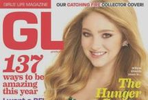 Girl on Fire: Dec/Jan 2013-14 / Prim's all grown up! See what Willow Shields' is up to now, and get the dish on Catching Fire. / by Girls' Life Magazine