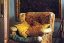{Interior: Sitting Room} / by Kaitlyn Ellis