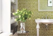Bold and Beautiful Patterns / by American Standard Brands