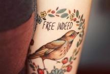 tattoos / by blake humphrey