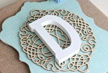 Craft Ideas / by Chelsey Mills