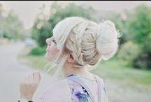 Hair-do's / by Leah Sandhu