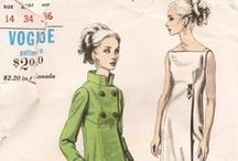 Vintage Sewing Patterns / by Karen S