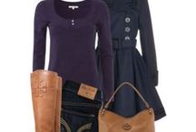 Clothing-Fall & Winter / mostly Polyvore sets / by Elizabeth Dawes