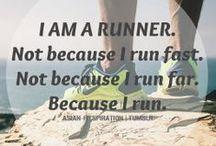 Running / Half marathon training / by Misty Moreno