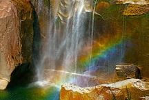 7 Colors / My love of rainbows comes from first, a Promise from God and second, my beautiful daughter, Jessi! / by Leita Laird