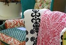 fabrics / by Joy Dodd