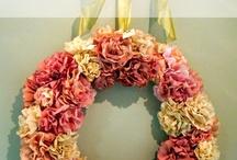 wicked cute wreaths / by Joy Dodd