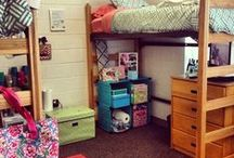 dorm life. / by Chelsea Anne