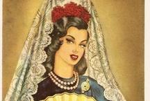 Spanish Flamenco / by Maria Newell