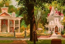 Victorian Houses / by Maria Newell