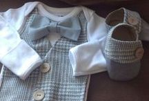 Baby BOY Stuff / by Carrie Joslin