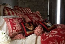 bedrooms / by Patti Gurney