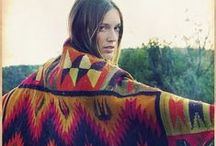 Trend: Tribal / Summer fash/swim shoots inspiration / by Jessica D'Argenio Waller
