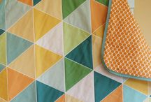 Quilts/Blankets / by Melody Bottcher
