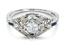 Estate Engagement Rings / This board features Estate Engagement Rings -- nostalgic, unique, artistic and sustainable. Visit our website for a larger collection of Estate Engagement Rings and other Estate Jewelry. https://www.josephjewelry.com/estate-jewelry / by Joseph Jewelry