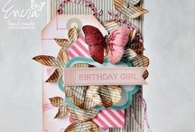 Scrapbooks, Tags, Boxes / by Yadyra Marrero