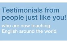 ITA Testimonials / by International TEFL Academy