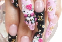 Nails<3 / by Omg_its_sophiaacosta