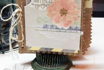 {Stampin' and Stuff} / by Erin Tessendorff