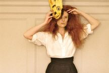 Grace Coddington / by Josie-Jade Johnson
