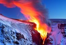Volcano/Eruption/Lava Flow / by Nancy Davis