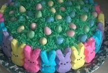 Easter / Menus, decorations, and ideas / by Cynthia Talbot