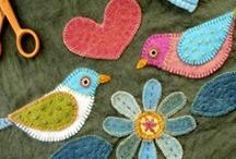 Crafty Cuteness / Craft ideas I heart! / by Kerry Cunningham