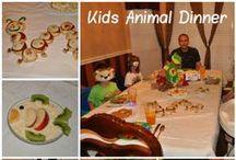 Fun Kid Food / by Esther Irish (LaughWithUsBlog)