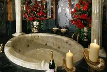 BATHROOMS EXQUISITE / by Barbara McKinney
