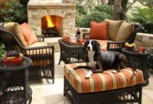 OUTDOOR LIVING / by Barbara McKinney