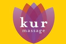 Client: Kur Massage / by Lennon Design