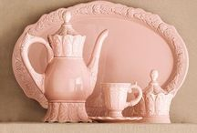 TEA PINK / by Barbara McKinney