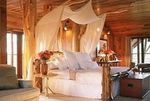 Beautiful Bedrooms / Bedroom decor, ideas / by Toni Holder