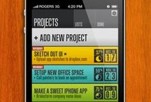 Mobile UI Design / Mobile UI, Apps, app, user interface, design, ios, android / by Toni Holder